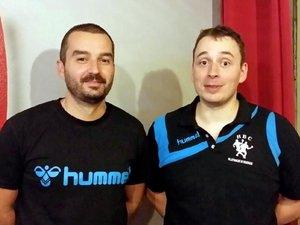 Deux nouveaux entraîneurs à Villefranche