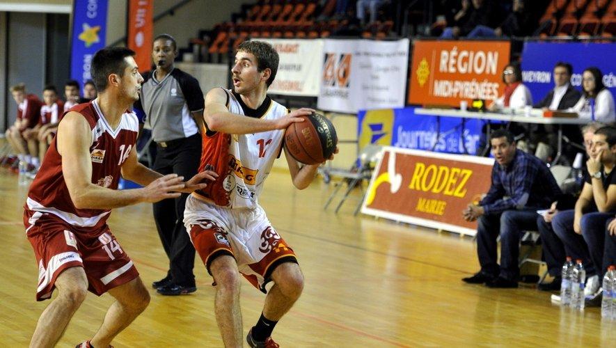En Basket, le Srab a remporté son duel face à Pontoise.