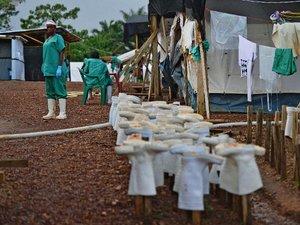 """Ebola: l'épidémie s'étend malgré des """"signes encourageants"""""""