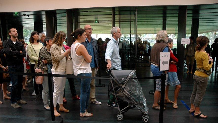 Musée Soulages : déjà 100 000 visiteurs