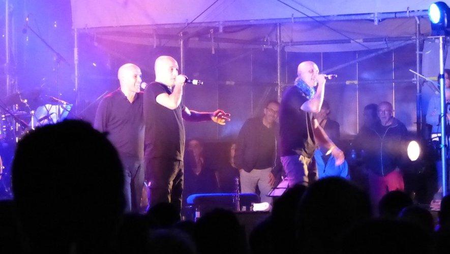 Mouss et Hakim, de Zebda, et Gari Greu, de Massilia Sound System.