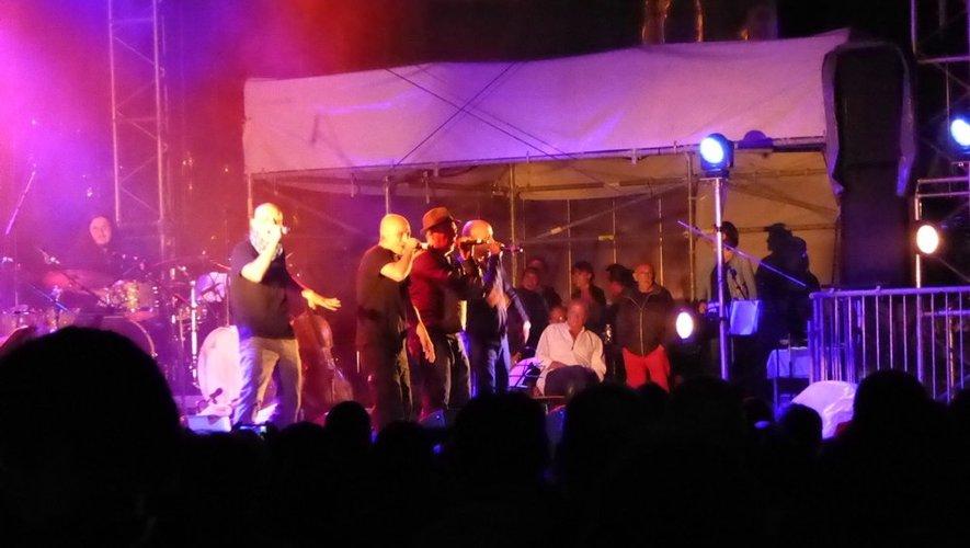 Mouss et Hakim, de Zebda, et Gari Greu et Papet J, de Massilia Sound System.