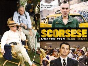 Cinéma : Expo Martin Scorsese de Taxi Driver au Loup de Wall Street