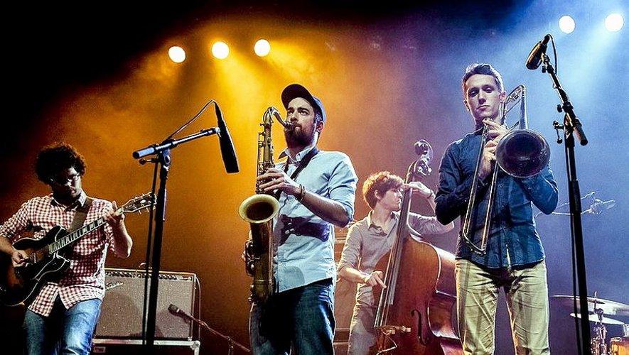 L'ensemble PJ5 (Paul Jarret Quintet), et son répertoire de jazz moderne teinté de rock et de pop, sera en concert gratuit, jeudi 4août, à Decazeville, dans le cadre des Jeudis de l'Été.