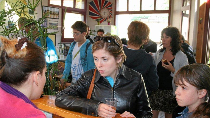 Depuis trois ans, l'office de tourisme a ajouté des visites d'entreprises qui attirent aussi un nombreux public.