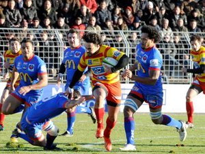 Rugby : Rodez domine Limoges