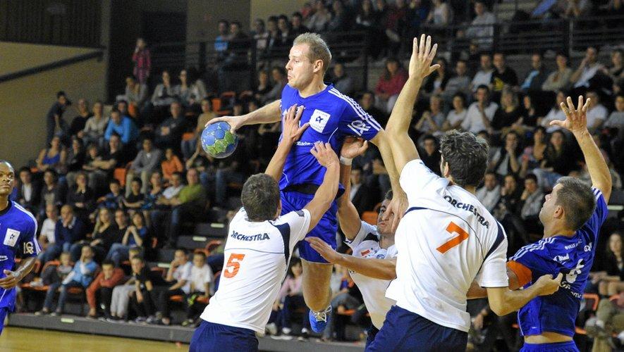 Handball-Coupe de France : le Roc hérite de Saint-Raphaël