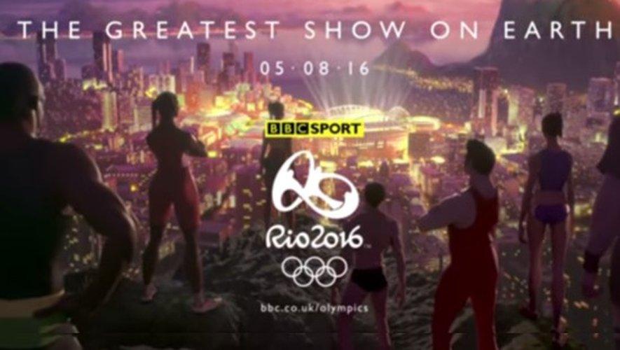 Vidéo Rio 2016 : Comme des bêtes de sport