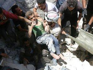 Syrie: réunion tripartite à Genève au lendemain d'une journée sanglante