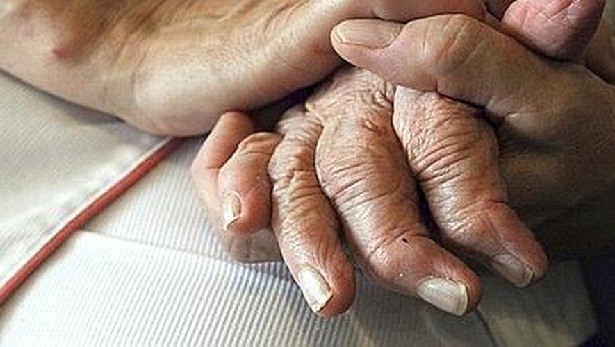 En France, 37% des personnes atteintes résident en institution
