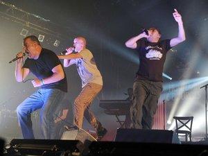 Zebda en concert à Arvieu le 13 septembre