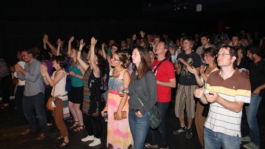 Le public pourra aussi assister à quelques spectacles.