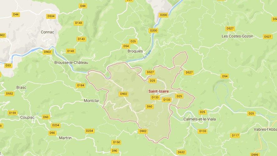 Saint-Izaire : le tracteur se retourne, l'agriculteur meurt écrasé