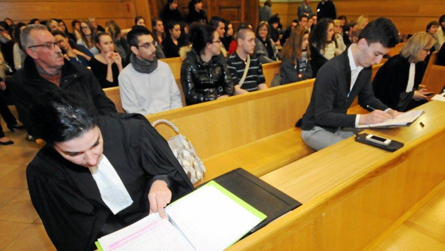 Le procès en première instance avait eu lieu le 3 décembre 2014 à Rodez.