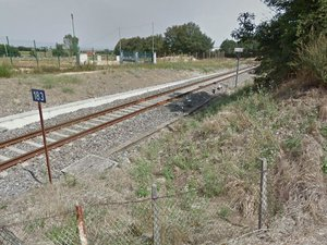 Calmont : un blessé dans la sortie de route, le trafic ferroviaire perturbé
