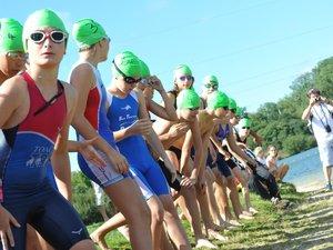 Triathlon du Ségala: Tri12 rafle la mise