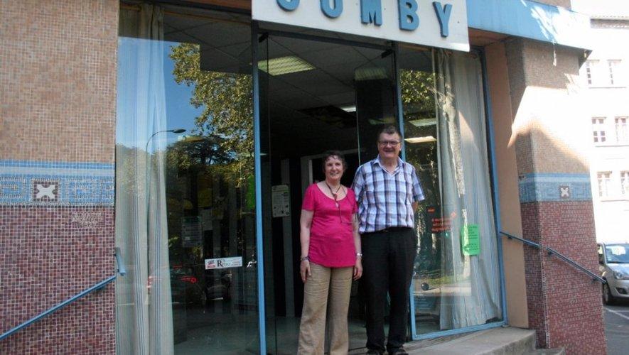 Avec la fermeture de leur pressing, Nicole et Jean-Pierre Comby tournent une page.