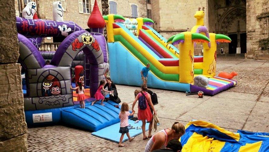 En août à Villefranche, «la place est (également) à vous !»