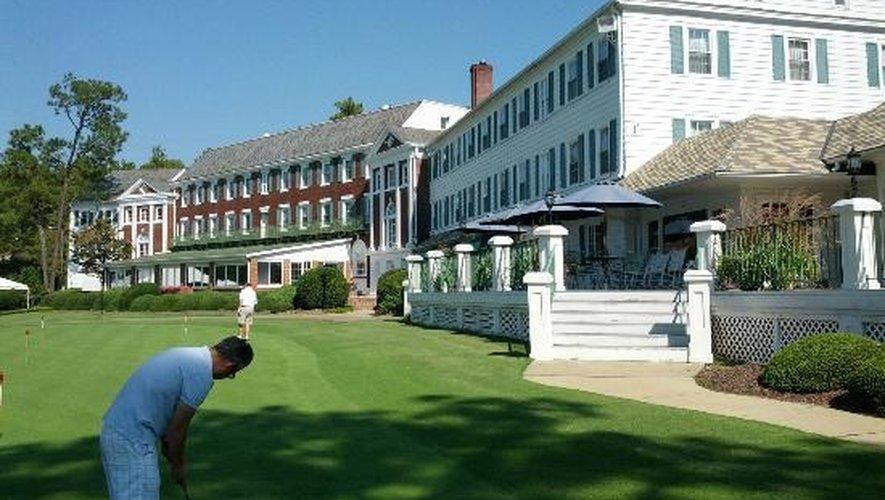 La compétition s'est déroulées sur trois jours sur le golf de  Mid Pines Inn situé en Caroline du Nord.