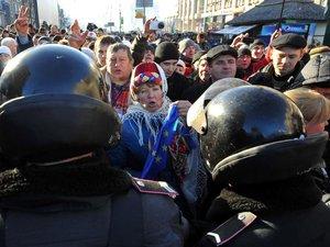 Ukraine: 200.000 opposants pro-européens rassemblés à Kiev
