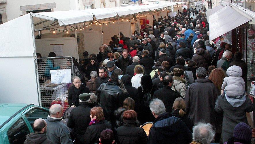 Le marché de Noël suscite déjà le débat