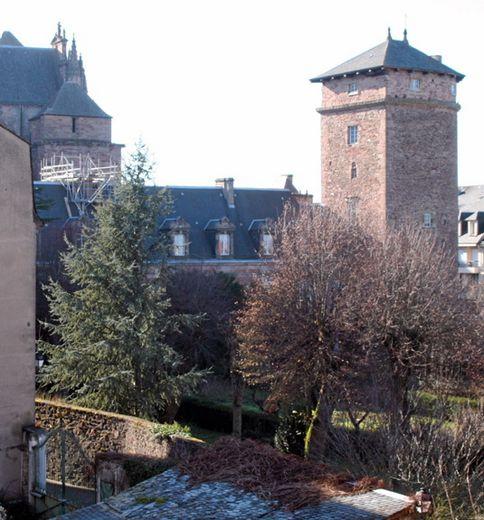 Finalement, l'ancien palais épiscopal de Rodez ne sera pas ouvert à la visite.