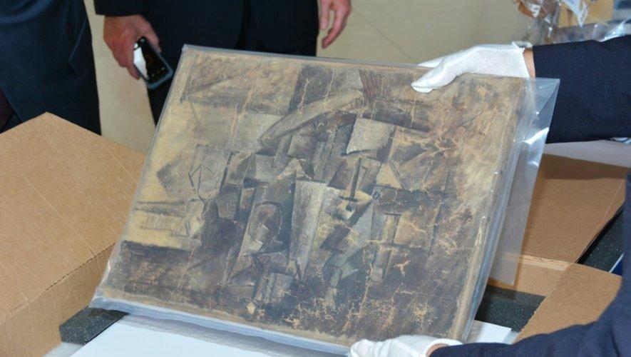 """""""La Coiffeuse"""" de Picasso de retour au Centre Pompidou après une longue escapade"""