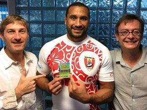 Rugby : avec Tahiti, Ralph Teriitaohia a vécu son Mondial à lui