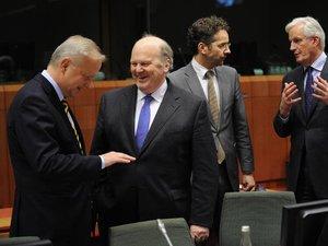 Accord majeur des Européens sur l'union bancaire