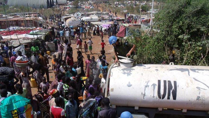 Soudan du Sud: des rebelles fidèles à Machar ont pris la localité de Bor