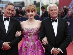 Le festival de Deauville s'ouvre avec Jessica Chastain et le dernier Woody Allen