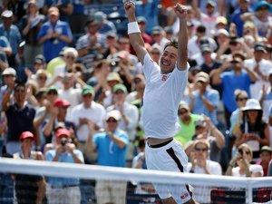 US Open: Nishikori foudroie Djokovic et s'offre sa première finale