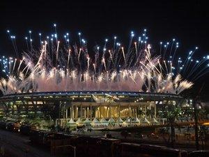 JO-2016: Début de la cérémonie d'ouverture