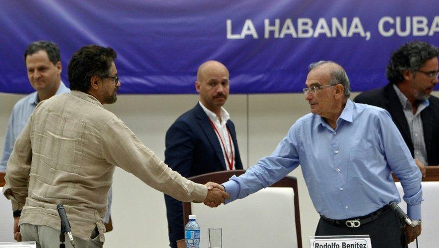 Colombie: gouvernement et Farc fixent les règles du cessez-le-feu