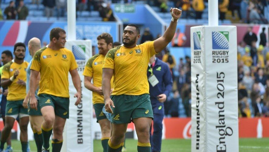 Mondial de rugby: l'Australie donne rendez-vous aux Anglais