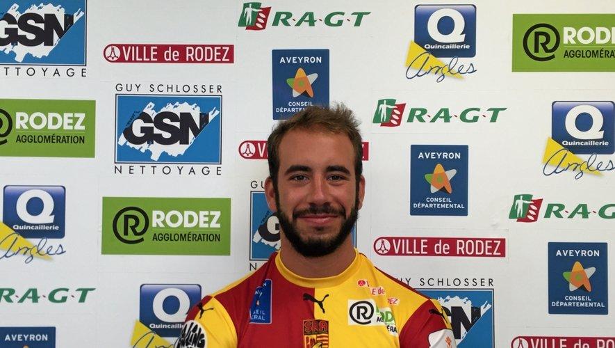 Mickaël Carrère, 9e recrue ruthénoise