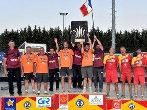 Championnat de France de quilles : les podiums de l'édition 2016