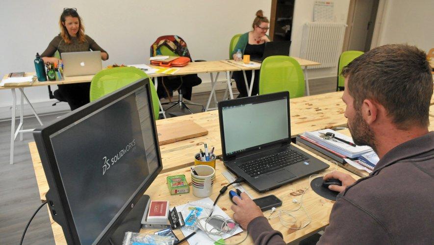 Un espace de coworking inauguré à Rodez