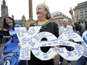 Ecosse: dans le Glasgow déshérité, l'indépendance comme dernier espoir