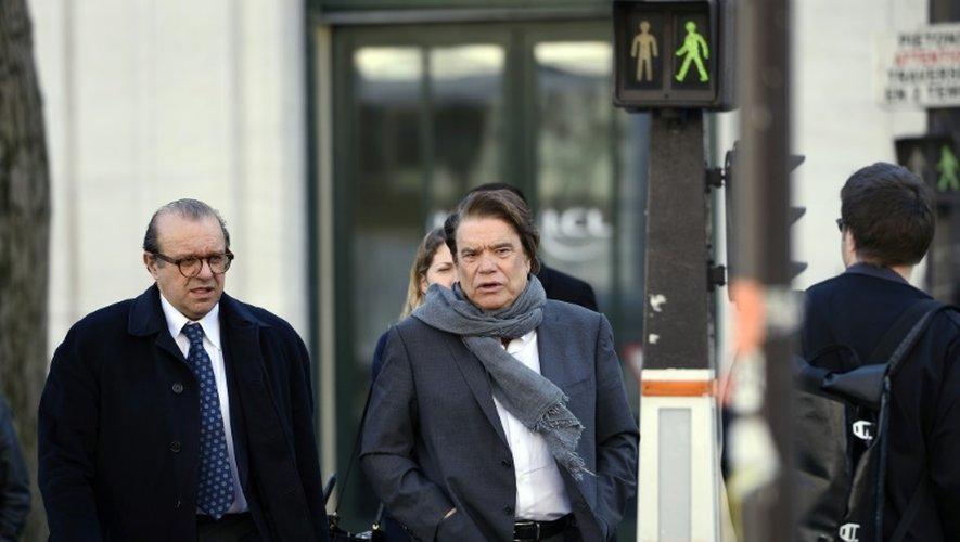 Tapie/Crédit Lyonnais: retour devant la justice sur la revente d'Adidas