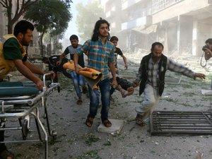 Syrie: bataille cruciale en vue à Alep, l'ONU craint pour les civils