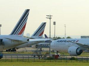 Air France: deuxième jour de la grève des pilotes, avions encore plus rares