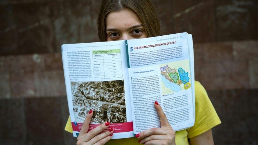 Des livres d'Histoire incomplets sur le démantèlement de l'ex-Yougoslavie