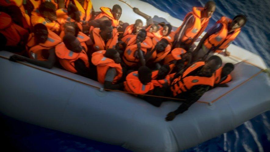 Migrants: un demi-million ont traversé la Méditerranée en 2015, indique l'Onu