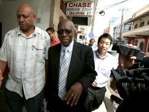 Fifa: Jack Warner, ex-vice président de l'institution, suspendu à vie