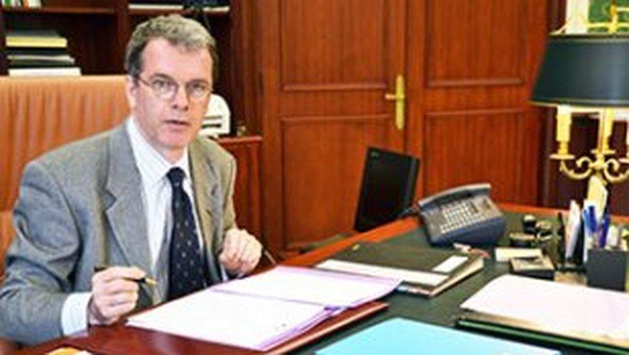 Jean-Luc Combe est nommé préfet de l'Aveyron