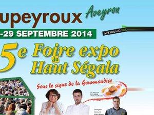 JEU FOIRE EXPO DE RIEUPEYROUX