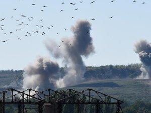 Kiev accuse Moscou de masser des troupes en Crimée