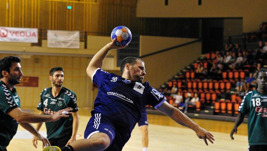 Coupe de France : le Roc handball chez les Girondins de Bordeaux
