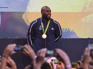 JO-2016: Riner, Phelps, Bolt, les trois géants se croisent à Rio